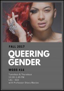 WGSS 416 Fall 2017