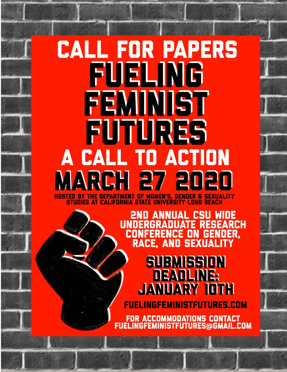 Fueling Feminist Futures Conference