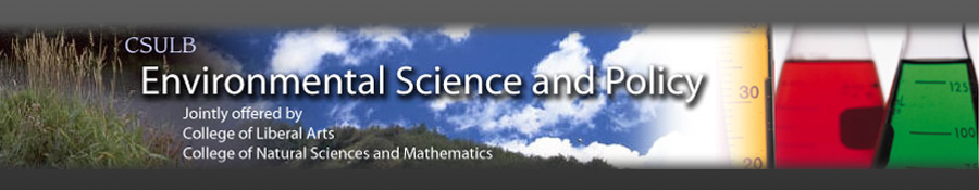 Environmental Science & Policy Banner