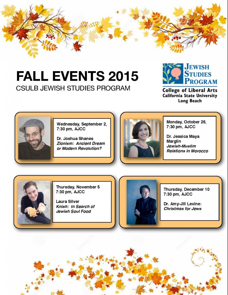 Fall 2015 Speakers