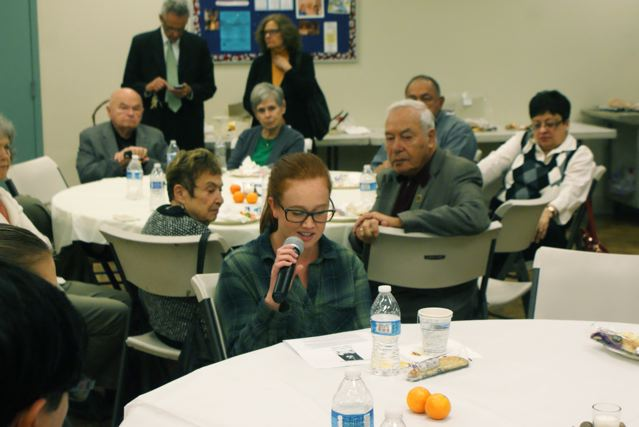 Winter 2015 Survivor Luncheon