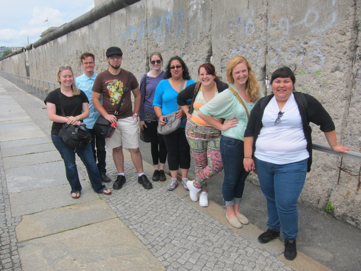 Summer 2013 Holocaust Study Tour