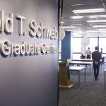 Arnold T. Schwab Graduate Center Opens