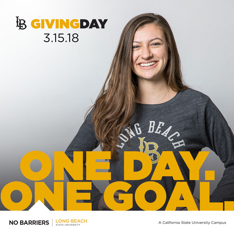 LB Giving Day - One Day, One Goal